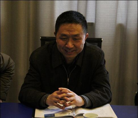 北京水晶石李迎副总裁,湖北思达众创王道一董事长一行